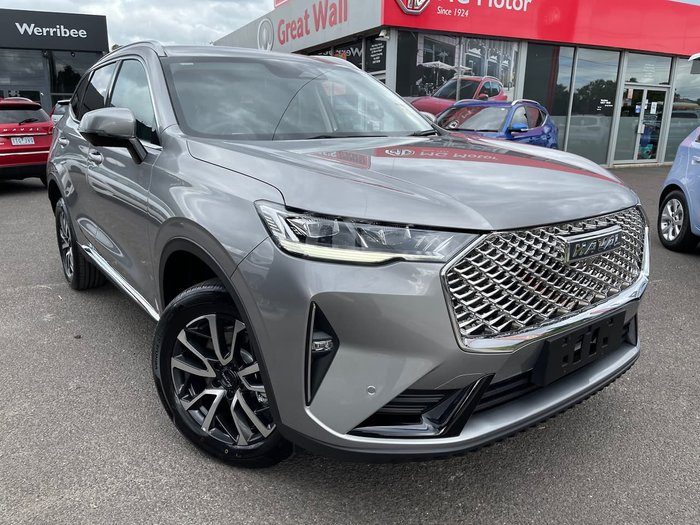 2021 Haval H6 Lux B01 Drive Type: Ayers Grey