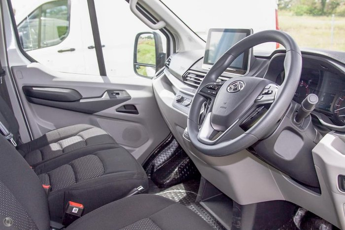2021 LDV Deliver 9 MY21 Drive Type: Blanc White