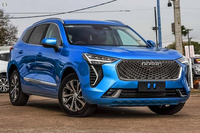 2021 Haval Jolion Lux A01 Drive Type: Azure Blue