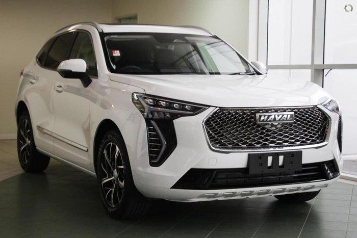 2021 Haval Jolion Ultra A01 Drive Type: Hamilton White