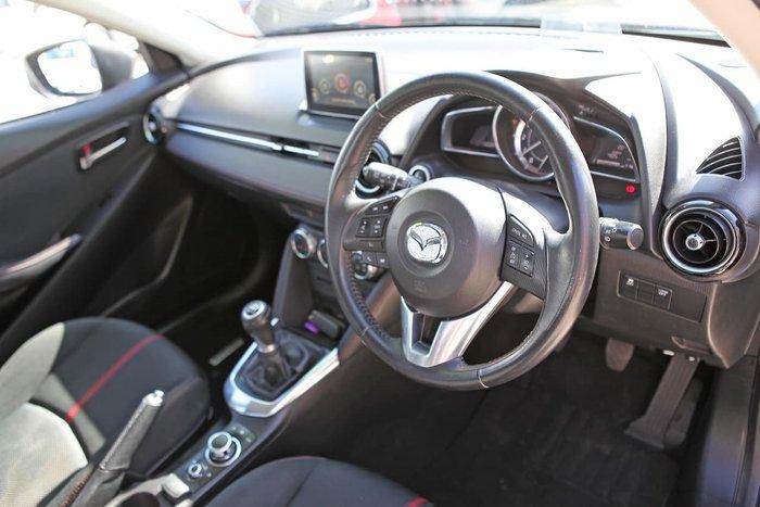 2014 Mazda 2 Genki DJ Series Black