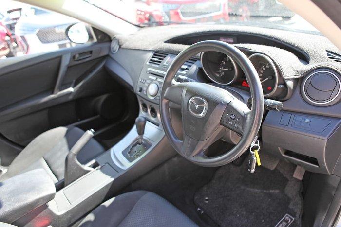 2009 Mazda 3 Neo BL Series 1 Silver