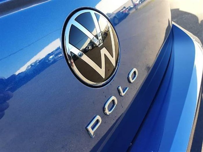 2021 Volkswagen Polo 85TSI Style AW MY21 Reef Blue