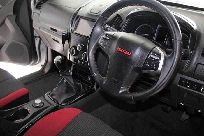 2014 Isuzu D-MAX X-RUNNER MY14 4X4 Dual Range White