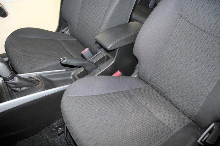 2018 Suzuki Baleno GLX Turbo EW Grey