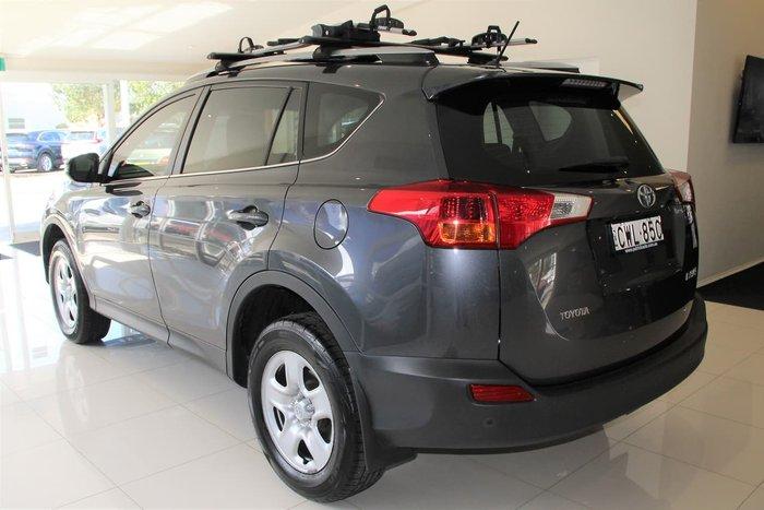 2014 Toyota RAV4 GX ZSA42R MY14 Grey