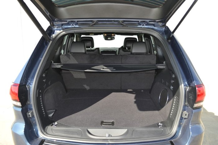 2021 Jeep Grand Cherokee S-Limited WK MY21 4X4 Dual Range SLATE BLUE DIESEL WITH ROOF