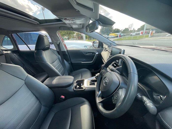 2019 Toyota RAV4 Cruiser MXAA52R Maroon