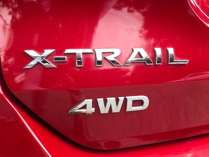 2018 Nissan X-TRAIL Ti T32 Series II 4X4 On Demand Red