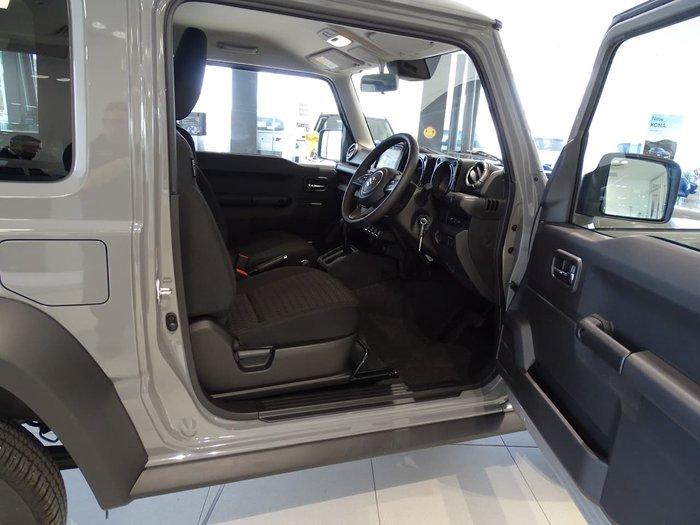 2020 Suzuki Jimny GJ 4X4 Dual Range Grey