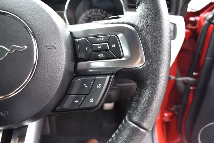 2016 Ford Mustang GT FM MY17 Red