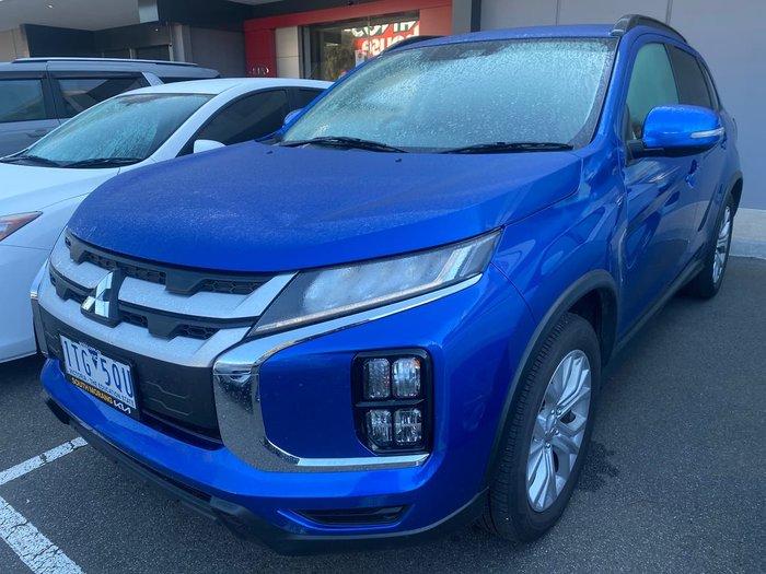 2020 Mitsubishi ASX LS XD MY20 Blue