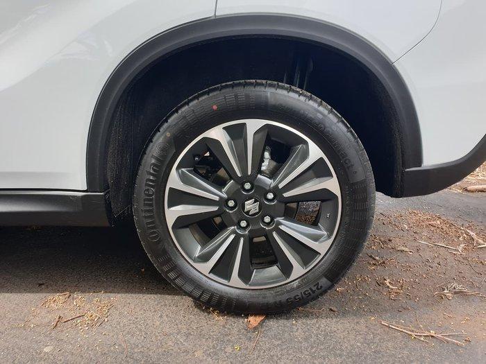 2021 Suzuki Vitara Turbo LY Series II 4X4 On Demand White