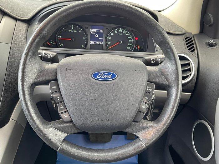 2014 Ford Territory TX SZ Silver