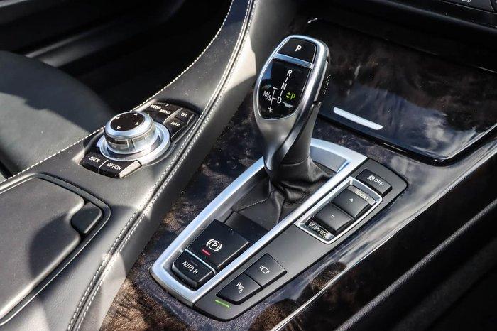 2013 BMW 6 Series 640d F06 MY13 Silver