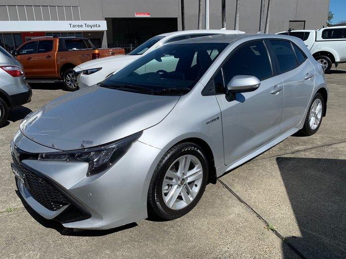 2020 Toyota Corolla SX Hybrid ZWE211R Silver