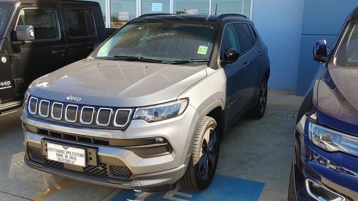 2020 Jeep Compass Night Eagle M6 MY20 Grey