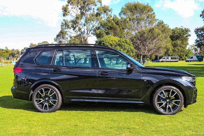 2020 BMW X7 xDrive30d G07 4X4 Constant Black