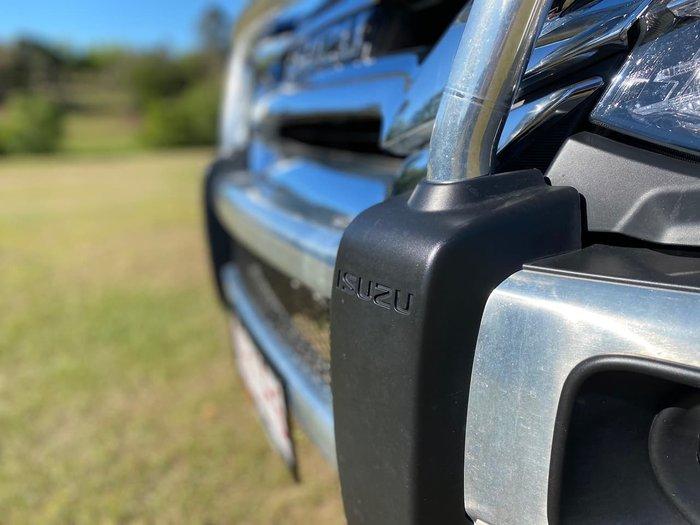 2018 Isuzu MU-X LS-U MY18 4X4 Dual Range Red