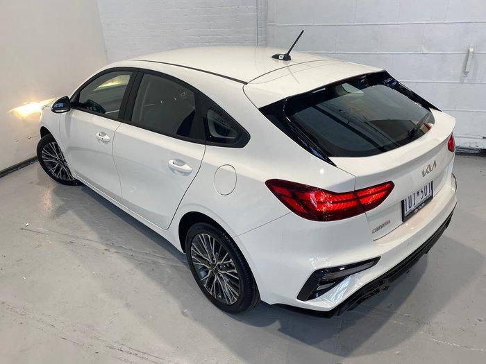 2021 Kia Cerato Sport+ BD MY22 White