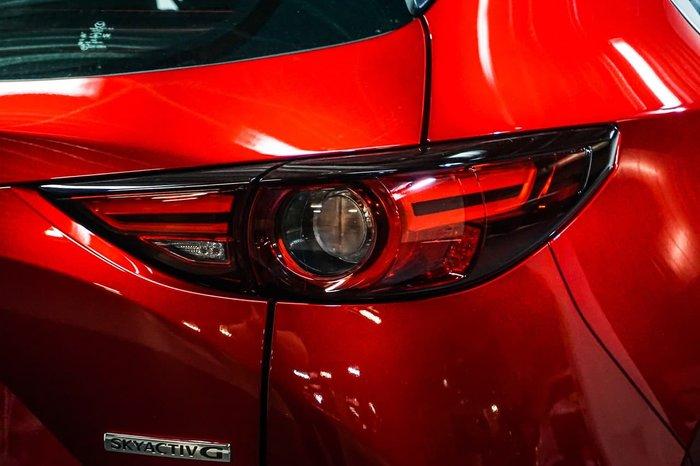 2021 Mazda CX-5 GT KF Series AWD Red