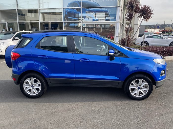 2017 Ford EcoSport Trend BK Kinetic