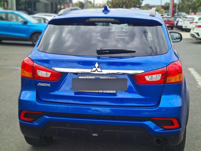 2018 Mitsubishi ASX LS XC MY19 Blue