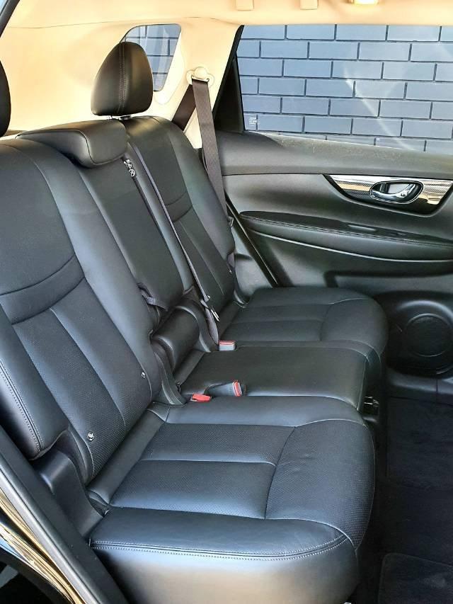 2018 Nissan X-TRAIL Ti T32 Series II 4X4 On Demand BLACK