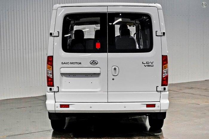2020 LDV V80 (No Series) White