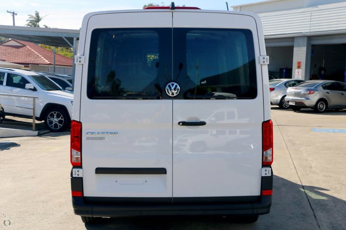 2021 Volkswagen Crafter 35 TDI340 SY1 MY21 Candy White
