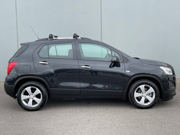 2016 Holden Trax Active TJ MY16 Carbon Flash