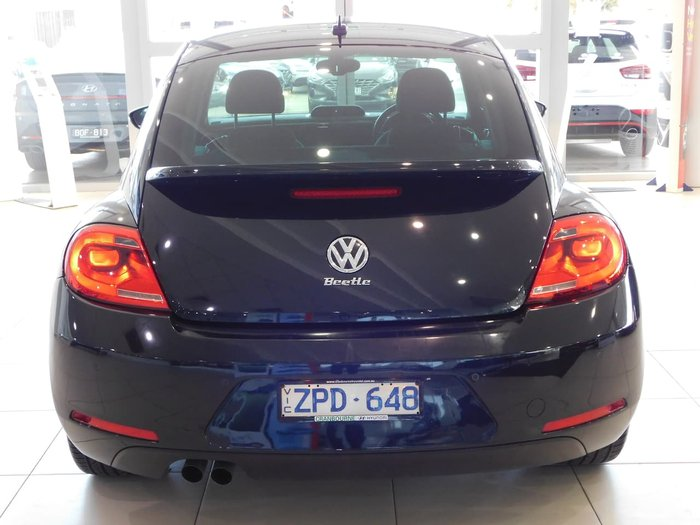 2013 Volkswagen Beetle 1L MY13 Black
