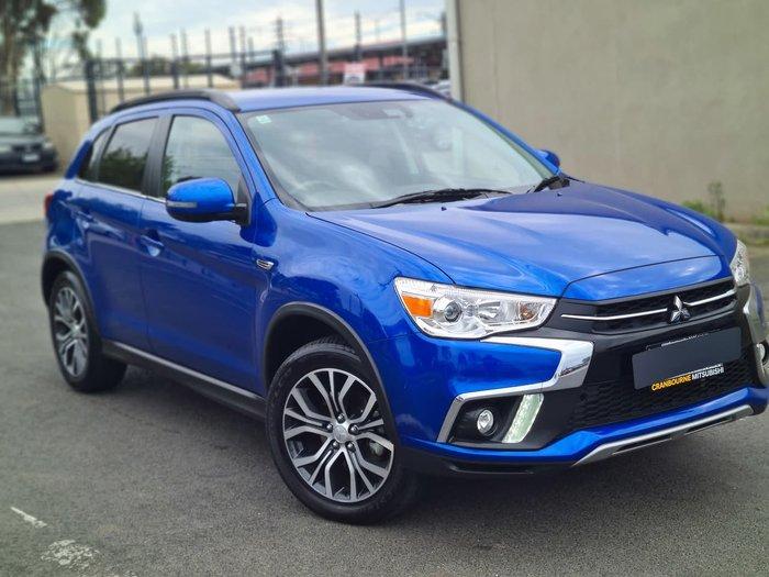 2019 Mitsubishi ASX LS XC MY19 Blue