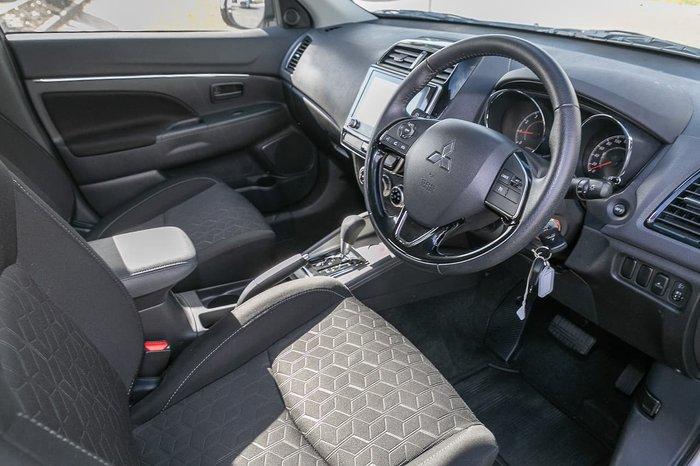 2020 Mitsubishi ASX LS XD MY20 Silver