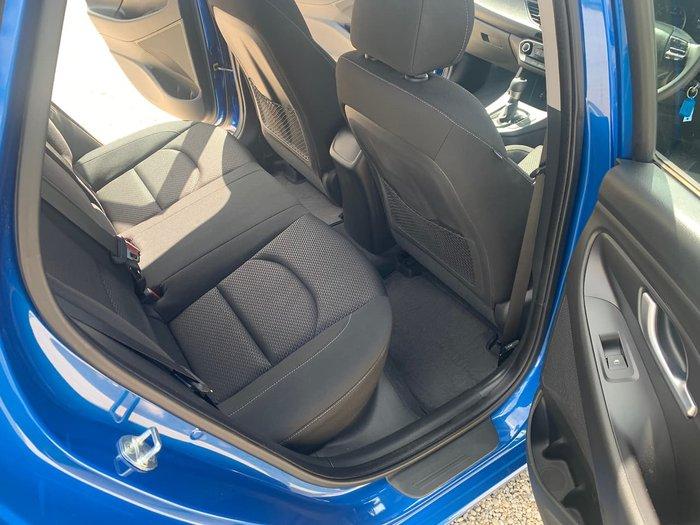 2017 Hyundai i30 Active PD MY18 Blue