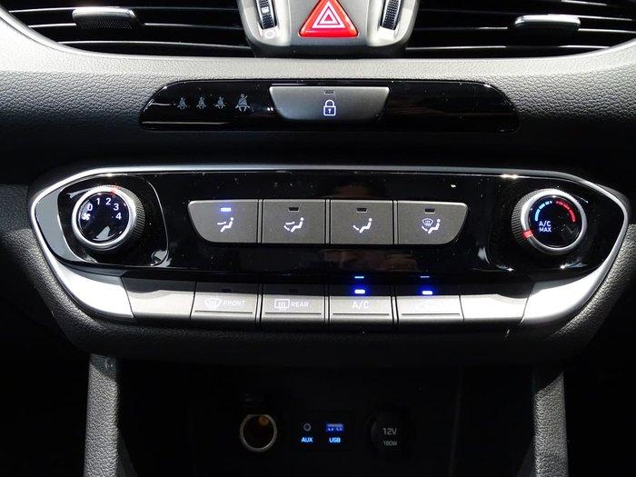 2018 Hyundai i30 Active PD2 MY19 Grey