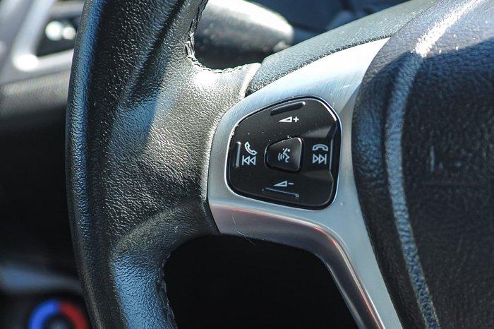 2017 Ford Fiesta Ambiente WZ Black
