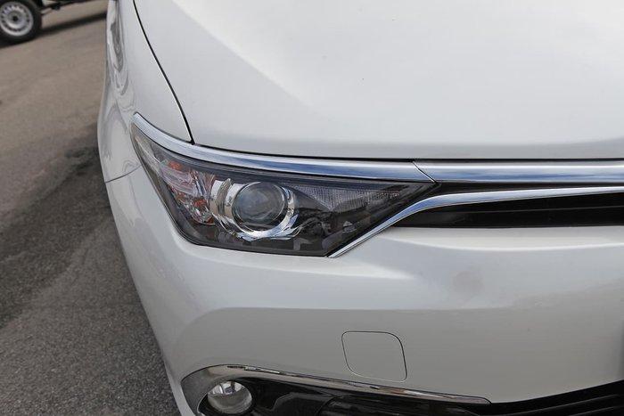 2016 Toyota Corolla Ascent Sport ZRE182R White