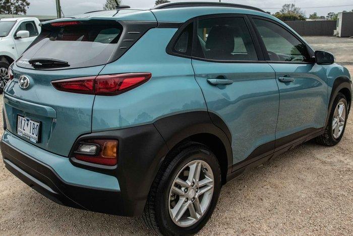 2017 Hyundai Kona Active OS MY18 Blue