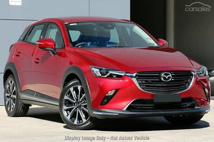 2020 Mazda CX-3 sTouring DK Red