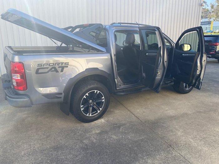 2018 Holden Special Vehicles Colorado SportsCat+ RG MY18 4X4 Dual Range Grey