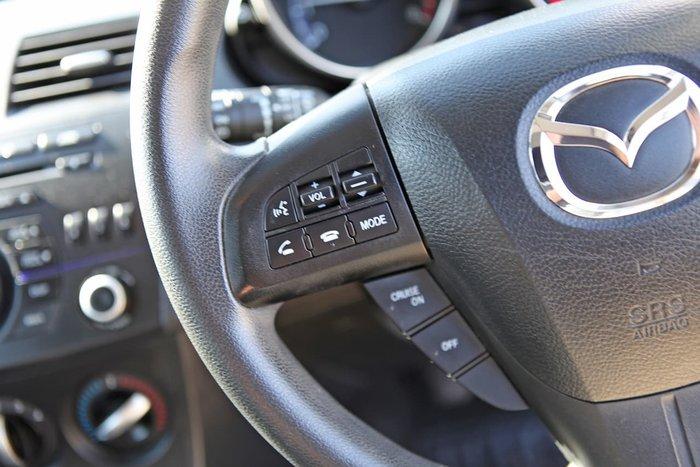 2013 Mazda 3 Neo BL Series 2 MY13 White