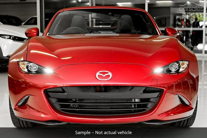 2021 Mazda MX-5 GT ND Red