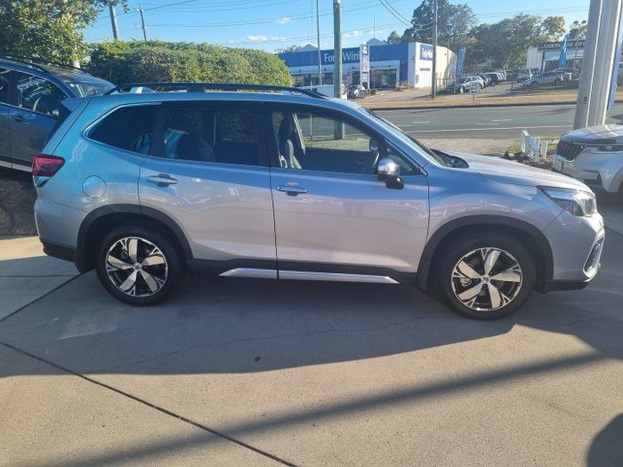2021 Subaru Forester 2.5i-S S5 MY21 AWD Ice Silver