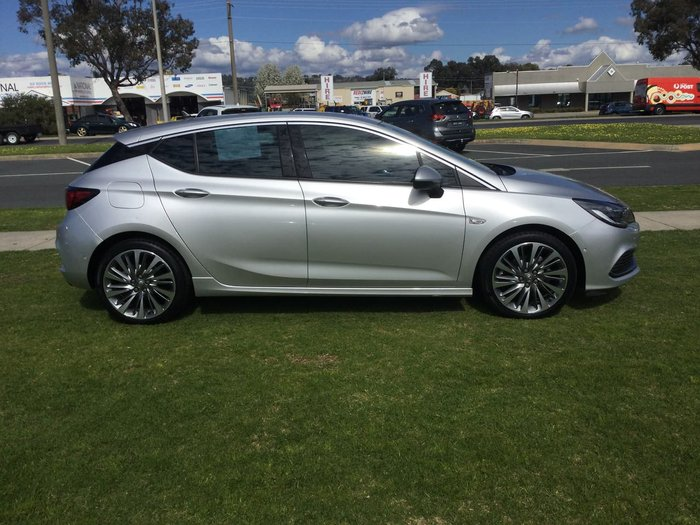 2017 Holden Astra RS-V BK MY18 Silver