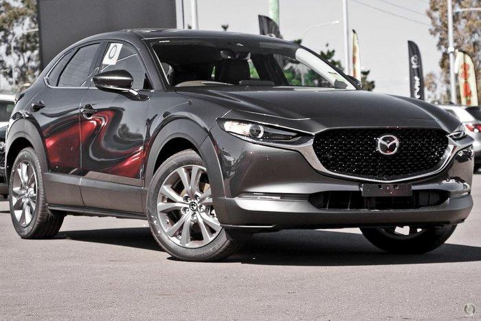 2021 Mazda CX-30 G25 Touring DM Series AWD Grey