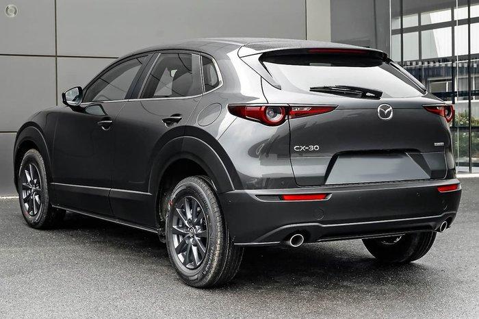 2021 Mazda CX-30 G20 Pure DM Series Grey