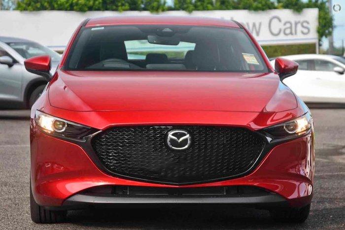 2021 Mazda 3 G20 Touring BP Series Red