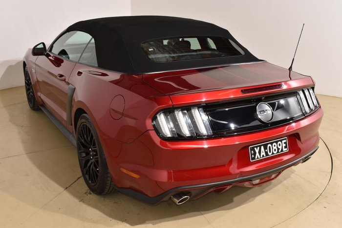 2015 Ford Mustang GT FM Red