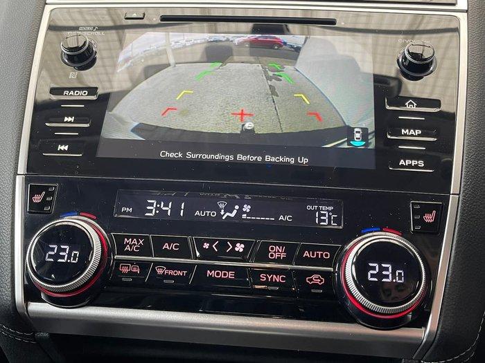 2019 Subaru Outback 2.5i Premium 5GEN MY19 AWD White